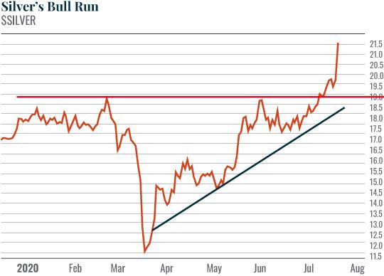 bull's run